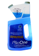 Bio One drain cleaner