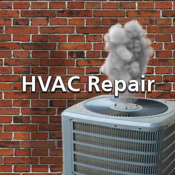 HVAC Repair - Broken AC Unit