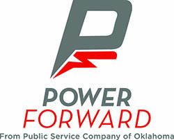 PSO Power Forward Logo