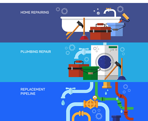Residential Plumbing graphic