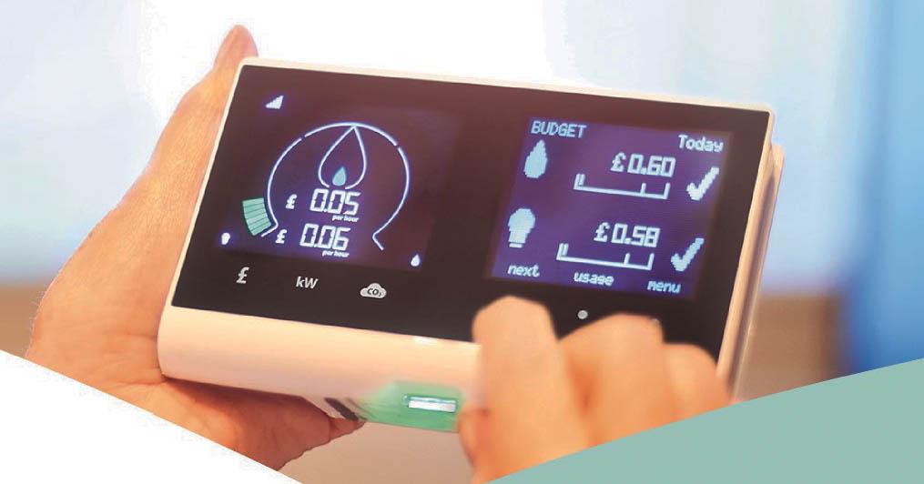 Smart water meter