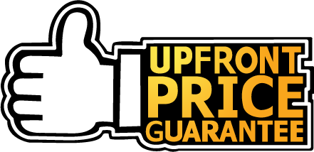 Upfront Price Guarantee