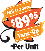 Fall Furnace Tune-Up graphic