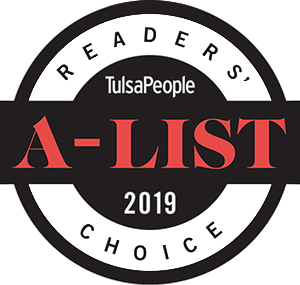 2018 A List Reader's Choice badge
